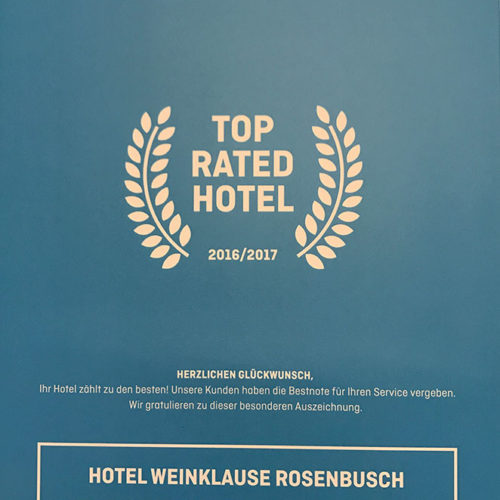 hotel.de Bewertung